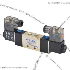 4V200 شیر برقی کلود