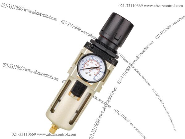 AW1000-5000 Series Filter & Regulator
