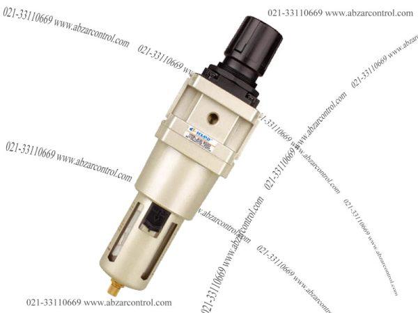 AW1000-5000 Series Filter & Regulator
