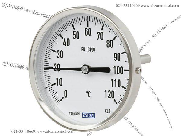 Bimetallic thermometer A52, R52