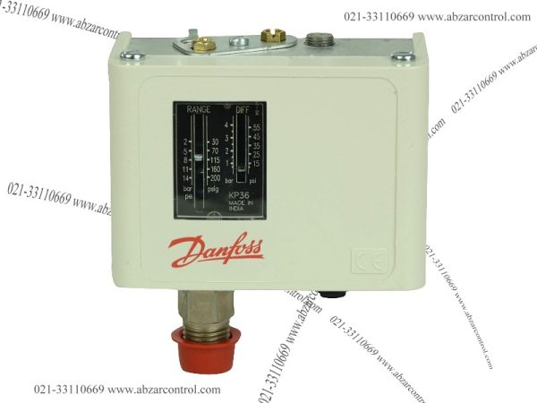 Danfoss Pressure Switch KP36