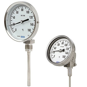 Dial thermometers