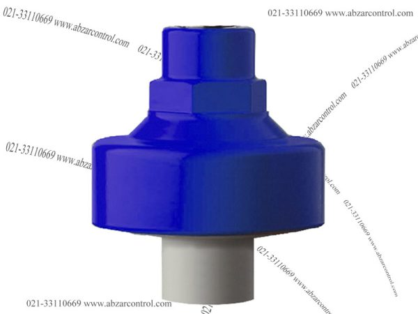 Diaphragm seal with threaded connection 990.31