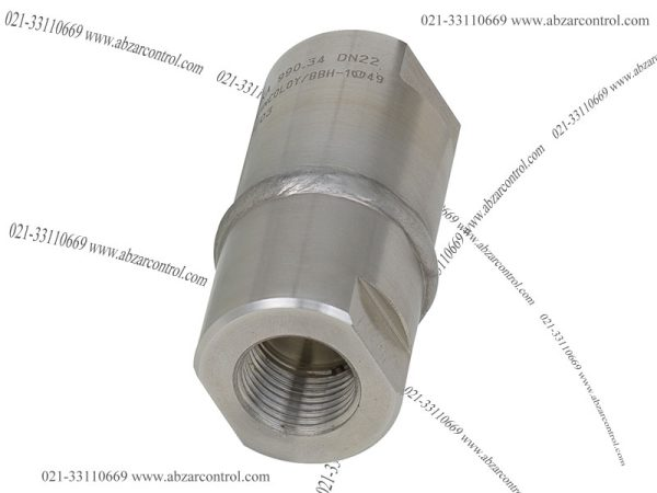 Diaphragm seal with threaded connection 990.34