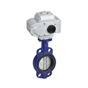 Electrical Butterfly Valves