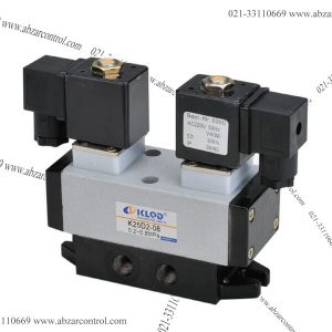 K25H Series Electric Solenoid Valve