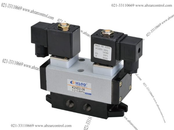 K25H Series Electric Solenoid Valve