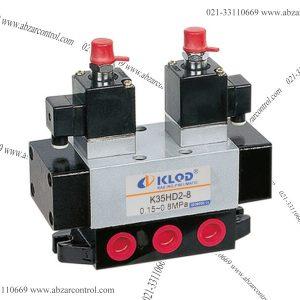 K35H Series Electric Solenoid Valve