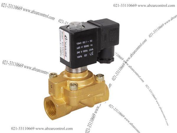 KL55015 Series High Pressure Solenoid Valve