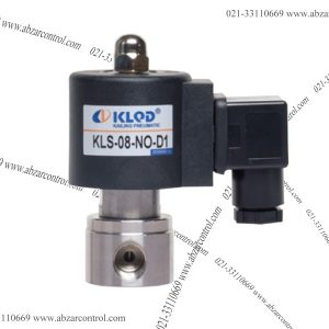 KLS 2/2 Way Direct Acting Solenoid Valve