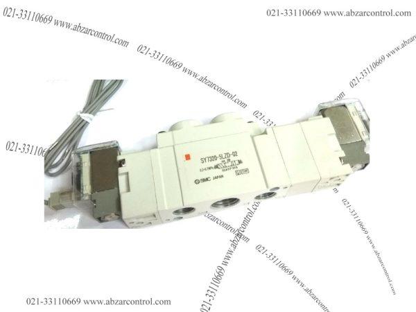 شیر برقی SMC SY7320-5LZD