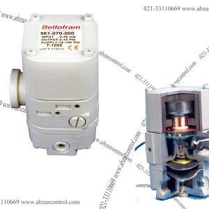 T1000 E/P Transducer marsh bellofram