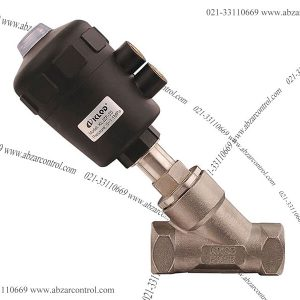 Thread Connection Angle Seat Valve