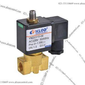 VXD23 2/3 Way Air Compressor Solenoid Valve